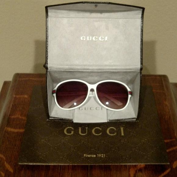 8a7d7eeb777 Gucci Other - Gucci Sunglasses (No Box Or Bag)